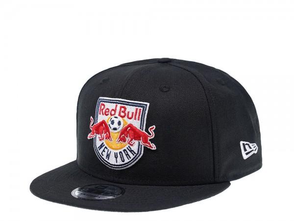New Era New York Red Bulls Black Edition 9Fifty Snapback Cap