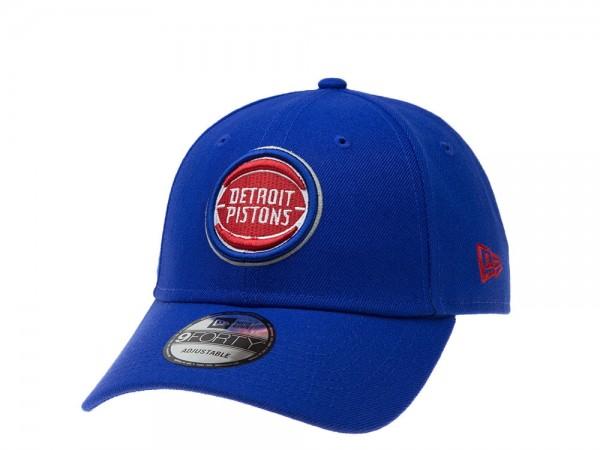 New Era 9forty Detroit Pistons The League Cap