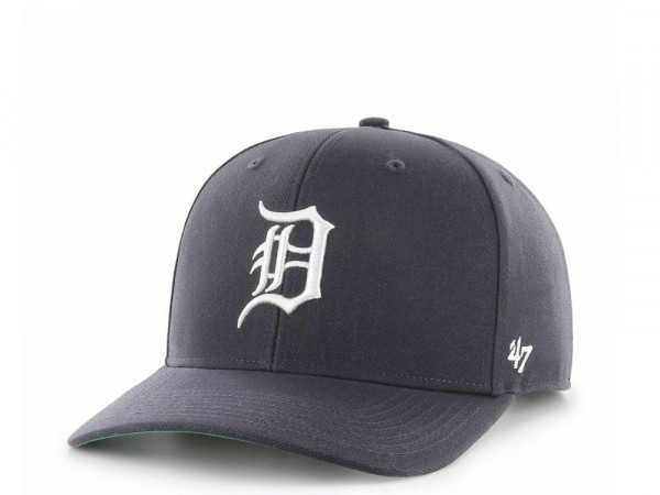 47brand Detroit Tigers MVP DP Cold Zone Navy Snapback Cap