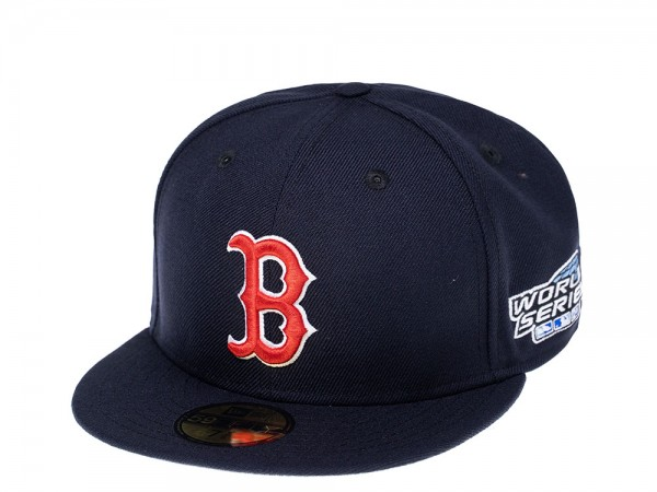 New Era Boston Red Sox 2004 World Series 59Fifty Fitted Cap