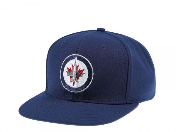 Fanatics Winnipeg Jets Core Snapback Cap
