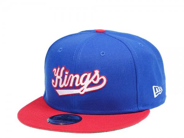 New Era Sacramento Kings HWC 2Tone Edition 9Fifty Snapback Cap