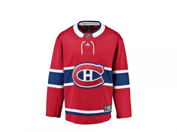 Montreal Canadiens Trikot Home - Fanatics Breakaway NHL Jersey