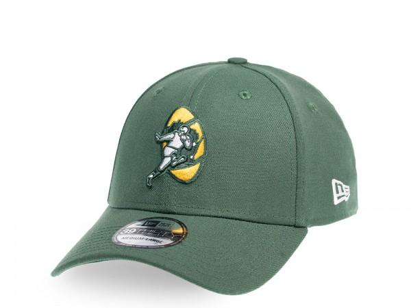 New Era Green Bay Packers Alternate Throwback 39Thirty Stretch Cap