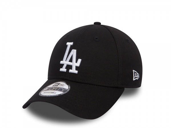 New Era Los Angeles Dodgers The League 9forty Cap White on Black