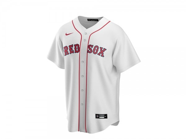 Nike Boston Red Sox Home Replica MLB Trikot