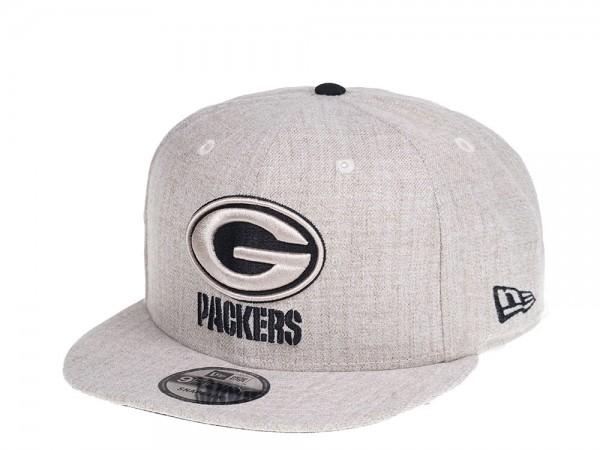 New Era Green Bay Packers Sandstorm Edition 9Fifty Snapback Cap