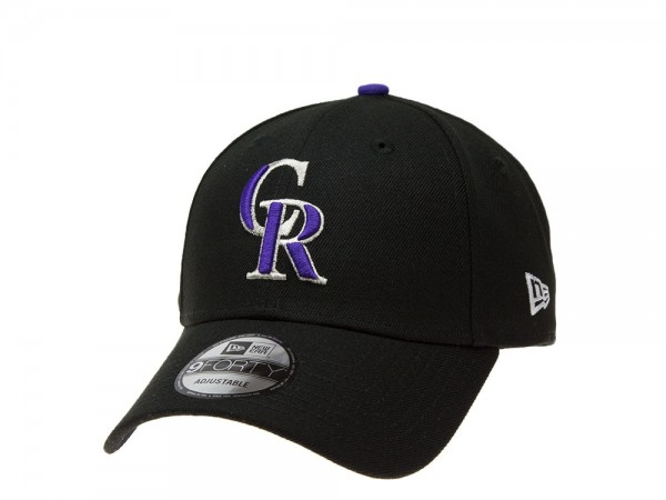 New Era 9forty Colorado Rockies The League Cap