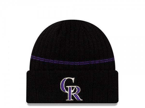New Era Colorado Rockies Authentic Onfield Mütze