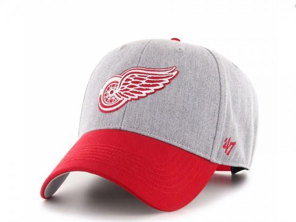47Brand Detroit Red Wings Palomino MVP Snapback Cap