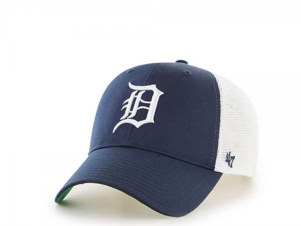 47brand Detroit Tigers MVP Trucker Snapback Cap