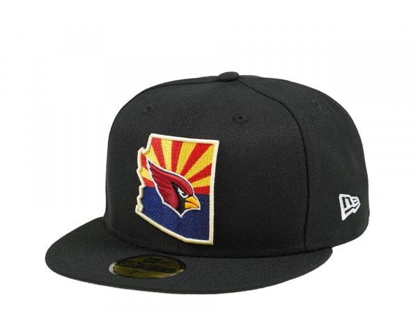 New Era Arizona Cardinals Arizona Edition 59Fifty Fitted Cap