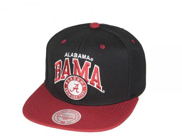 Mitchell & Ness Alabama Crimson Tide Team Arch Snapback Cap