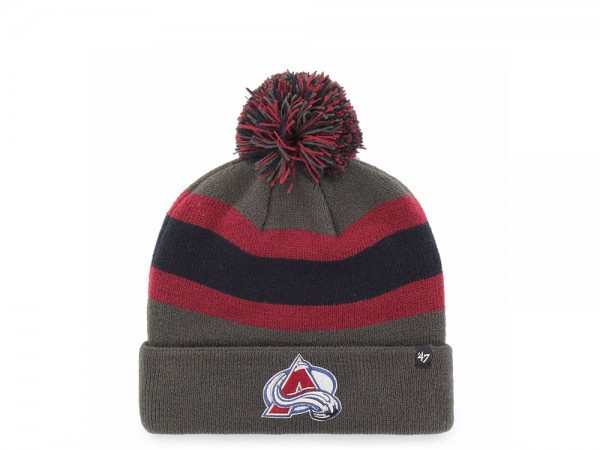 47 Brand Colorado Avalanche Breakaway Cuff Mütze