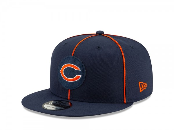 New Era Chicago Bears Sideline 9Fifty Home Snapback Cap