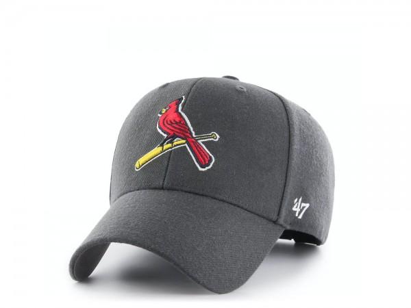 47Brand St. Louis Cardinals Concrete MVP Strapback Cap