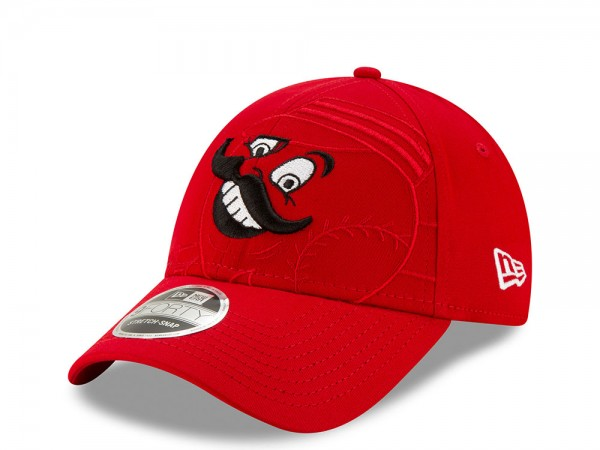 New Era Cincinnati Reds Elements Edition 9Forty Stretch Snapback Cap