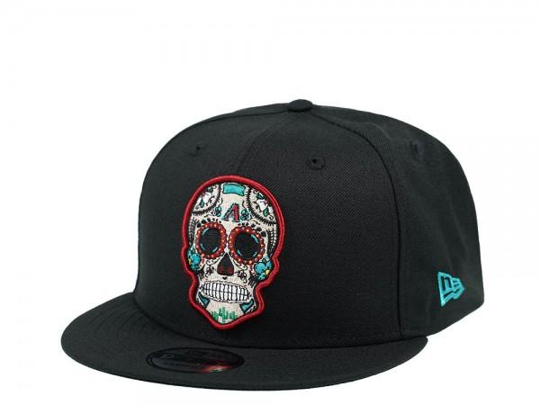 New Era Arizona Diamondbacks Skull Edition 9Fifty Snapback Cap