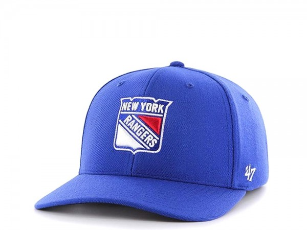 47brand New York Rangers Stretch Fit Cap