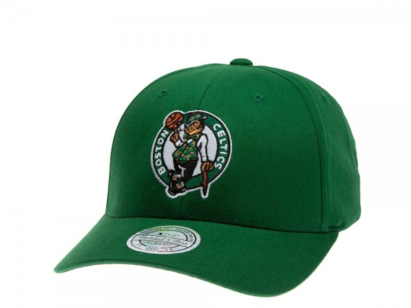 Mitchell & Ness Boston Celtics Flexfit Snapback Cap