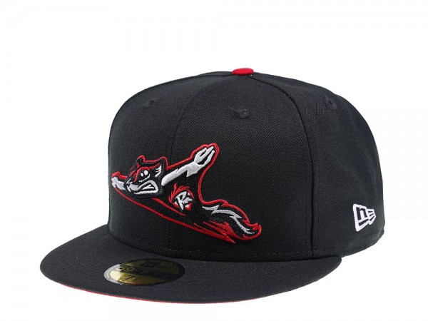 New Era Richmond Flying Squirrels Black Edition 59Fifty Fitted Cap