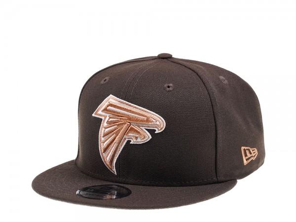 New Era Atlanta Falcons Walnut Edition 9Fifty Snapback Cap
