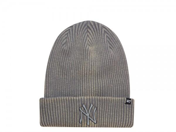 47 Brand New York Yankees Northwood Edition Grey Knit