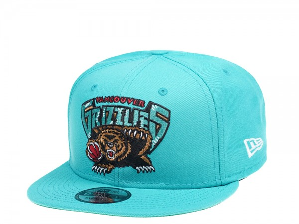New Era Vancouver Grizzlies Hardwood Classic Edition 9Fifty Snapback Cap