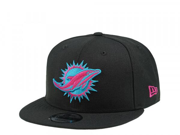 New Era Miami Dolphins Vice Edition 9Fifty Snapback Cap