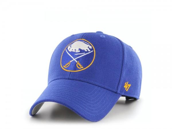 47Brand Buffalo Sabres Vintage Hockey MVP Strapback Cap