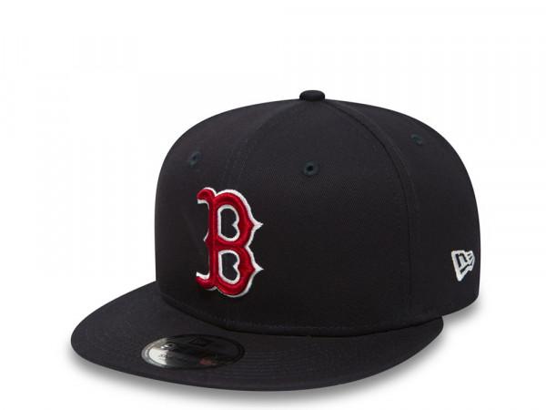 New Era Boston Red Sox Classic Navy 9Fifty Snapback Cap