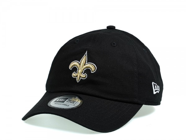 New Era New Orleans Saints Casual Dad Hat Strapback Cap