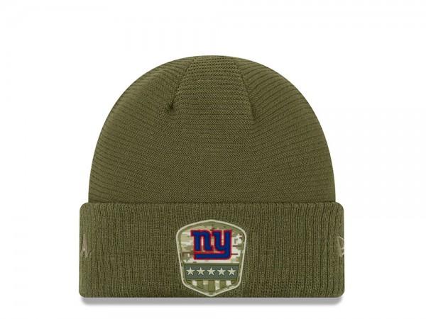 New Era New York Giants Salute to Service 2019 Mütze