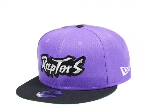 New Era Toronto Raptors HWC 2Tone Edition 9Fifty Snapback Cap