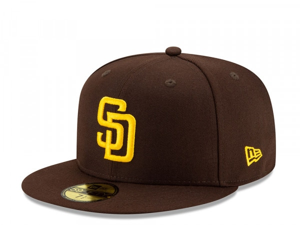 New Era San Diego Padres Authentic On-Field Fitted 59Fifty Cap