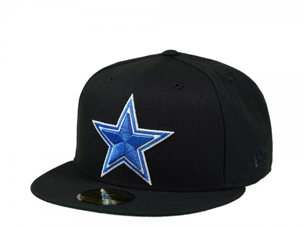 New Era Dallas Cowboys Black Edition 59Fifty Fitted Cap