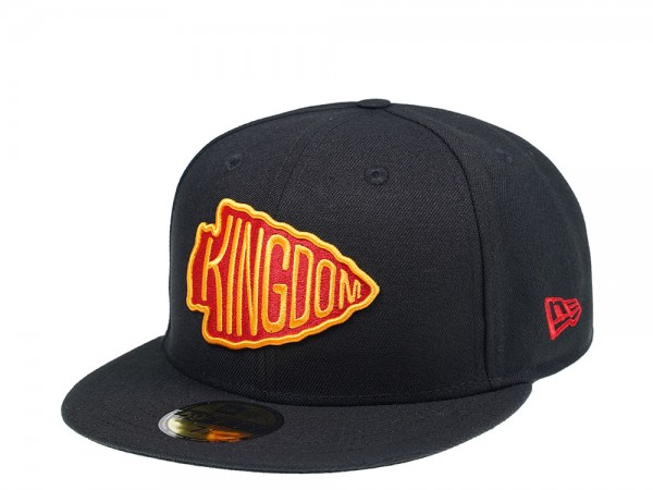 New Era Kansas City Chiefs Kingdom Edition 59Fifty Fitted Cap