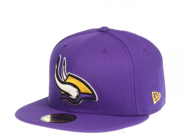 New Era Minnesota Vikings Elements Edition 59Fifty Fitted Cap