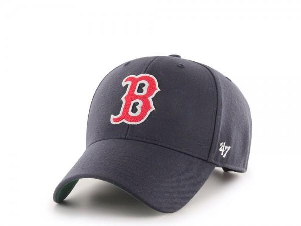 47Brand Boston Red Sox Chain Link MVP Strapback Cap