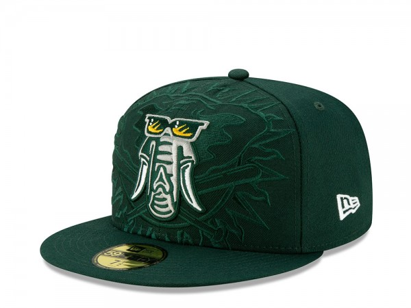 New Era Oakland Athletics Elements Edition 59Fifty Fitted Cap