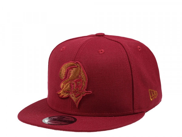 New Era Tampa Bay Buccaneers Throwback Red Edition 9Fifty Snapback Cap