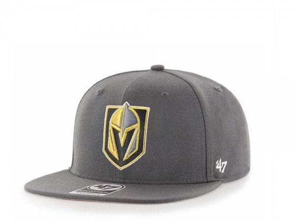 47brand Vegas Golden Knights Captain Snapback Cap