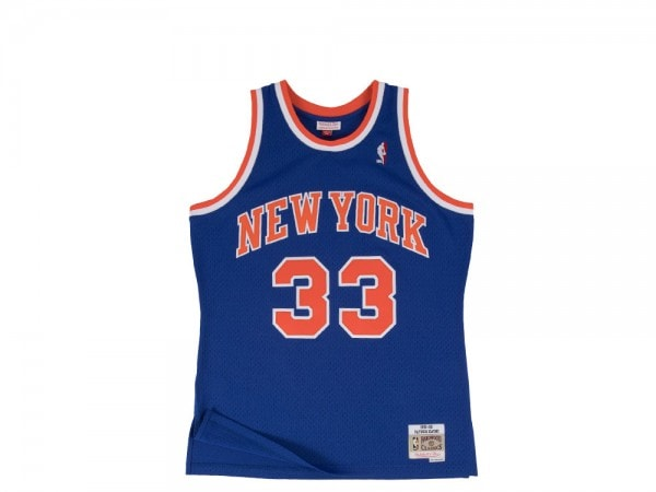 Mitchell & Ness New York Knicks - Patrick Ewing Swingman 2.0 1991-92 Jersey