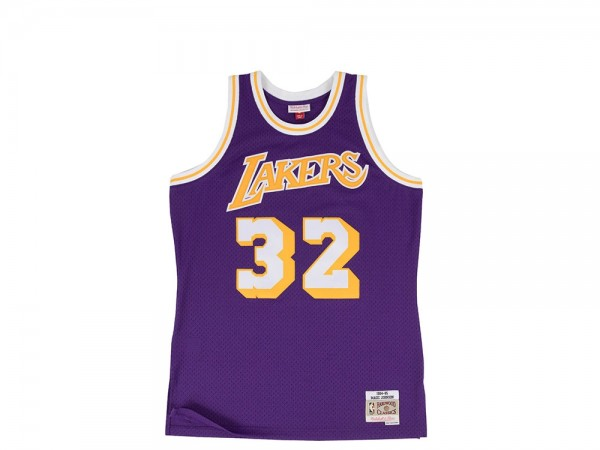 Mitchell & Ness La Lakers Magic Johnson Swingman 2.0 1984-85 Jersey