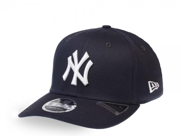 New Era New York Yankees Navy 9Fifty Stretch Snapback Cap