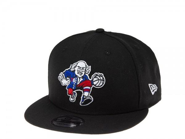 New Era Philadelphia 76ers Franklin Edition 9Fifty Snapback Cap