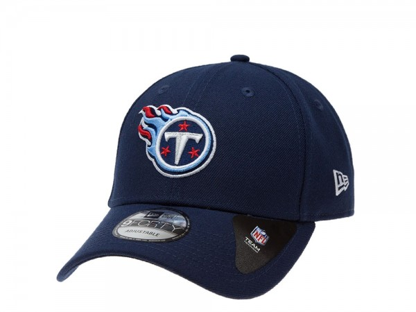 New Era 9forty Tennessee Titans The League Cap