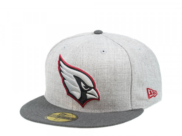 New Era Arizona Cardinals Heather Pop Edition 59Fifty Fitted Cap