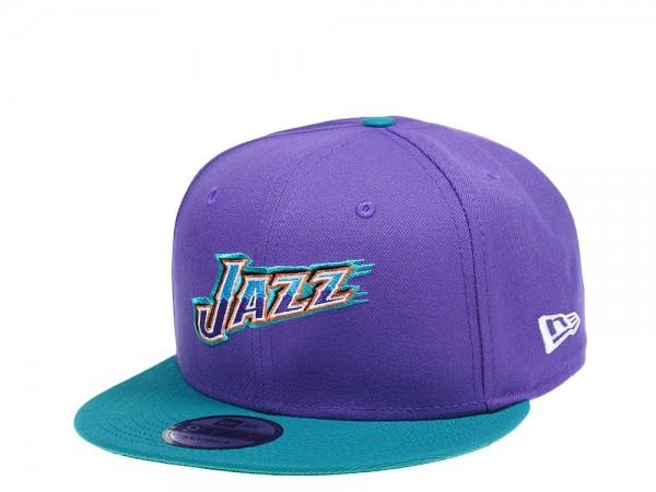 New Era Utah Jazz HWC 2Tone Edition 9Fifty Snapback Cap