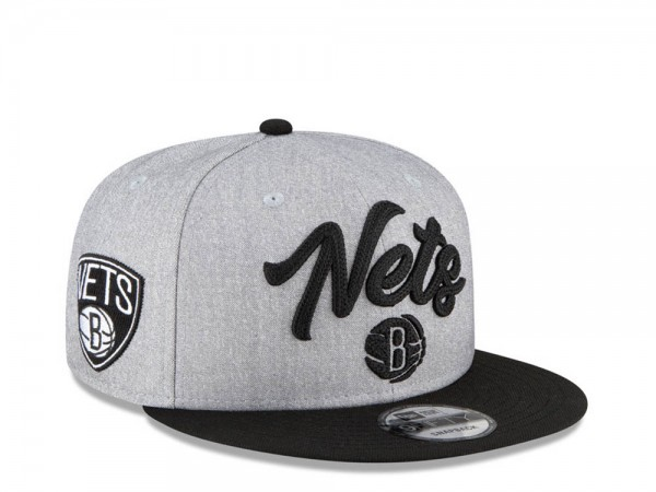 New Era Brooklyn Nets NBA Draft 20 9Fifty Snapback Cap